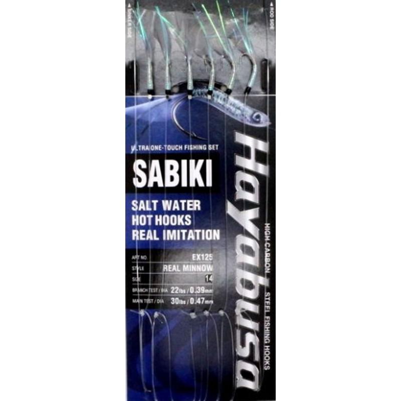 Hayabusa Sabiki EX125