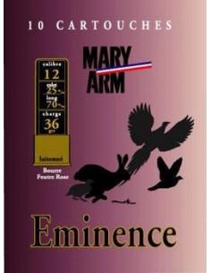 CARTOUCHES MARY-ARM...