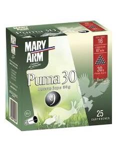 CARTOUCHES MARY ARM PUMA 30...