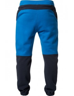 Pantalon Lateral Moto blue