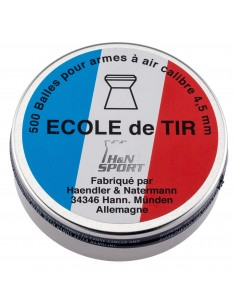 PLOMBS ''ECOLE DE TIR''...